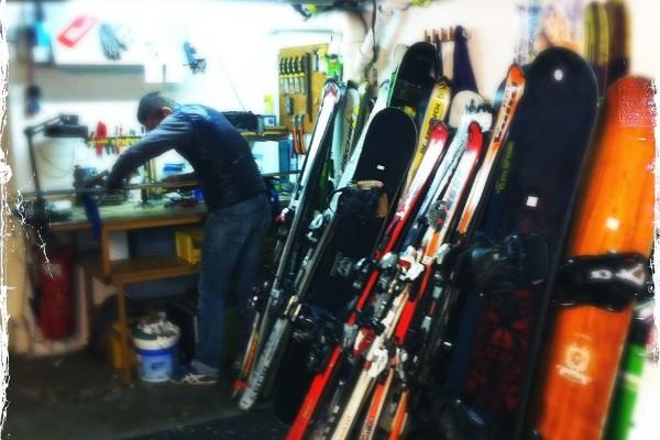 Ski- & Snowboardservice